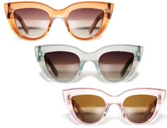 df7624918a Ellery et Graz sunglasses.