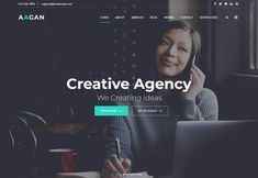 Aagan is a multi-purpose #business #consulting #theme that lets you create the best agency website to market your wondrous ideas. Form Builder, Free Website Templates, Professional Website, Start Up Business, Wordpress Theme, It Works, Purpose, Investing, Website Ideas