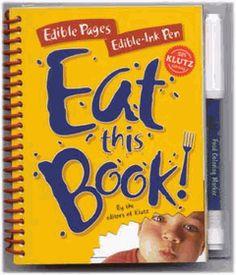 Look...a recipe book