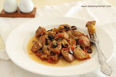 Kavarma - Bulgarian pork and vegetables stew  | The world of food and cooking