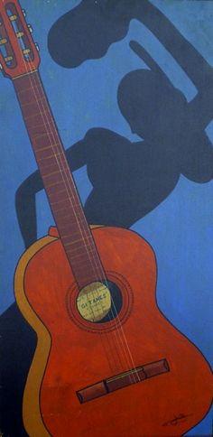 guitarra flamenquita