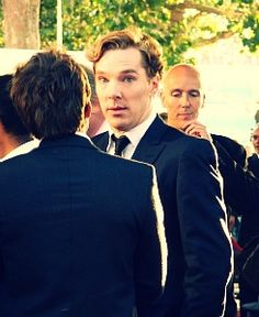 Look at his face lol!  >Look at that guy, totally checking out his bum! LOL ---> well I'd totally do the same if I were him :))