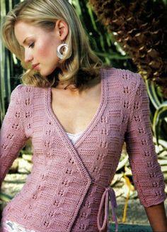 Модели вязания: Жакет