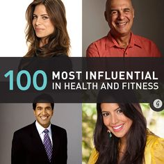Jillian Michaels, Tim Ferris, and More of the Most Influential People on Health and Fitness #greatist