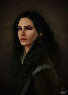 """Yennefer of Vengerberg Fan Page — """"Witcher,"""" Yennefer murmured, kissing his cheek,. The Witcher Game, The Witcher Geralt, The Witcher Books, Witcher Art, Witcher 3 Wild Hunt, Ciri, Fantasy Characters, Female Characters, Yennefer Cosplay"""