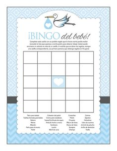 two pack unique spanish baby shower game word scramble word