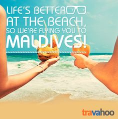 Lowest Airfare to Maledives Huge Discounts & Best Deals. Hurry! www.travahoo.com