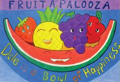 Fruitapalooza Poster Contest - win prizes for yourself and your school! | Pasco County Schools