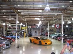 Garage Lighting IDeas - You can make these as inspiration for your garage lighting.