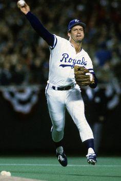 Kansas Royals, Royals Baseball, Baseball Players, Baseball Teams, Baseball Cards, Cardinals Win, St Louis Cardinals, The Mick, Victory Parade