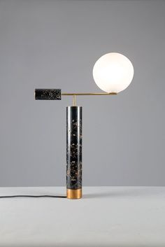 100% True High-end Customized Pearl Glazed Ceramic Desk Lamp Bedside Lamp Bedroom Bedside Lamp Post-modern Creative Decorative Desk Lamp Structural Disabilities Lights & Lighting Led Lamps
