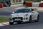 Spied - Jaguar Lapping the Nurburgring with their F-Type Coupe