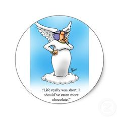 bill abbott cartoons - more chocolate, please