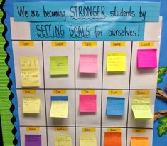 25 Sticky Note Teacher Hacks You'll Want to Steal 25 Ways to Use Sticky Notes in the Classroom - WeAreTeachers 2nd Grade Classroom, Classroom Setup, Math Classroom, Future Classroom, Classroom Organization, Classroom Management, Desk Organization, Kindergarten Class, Classroom Design