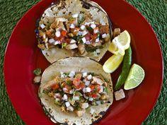 How to make chicken tacos - Chicken lime tacos recipe| Quericavida.com