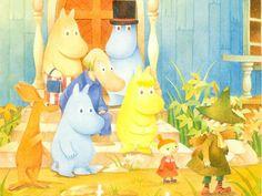 Moomins picture, Moomins wallpaper