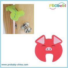 Baby Safety Door Guide NO:SD037 High quality Baby Door Protection made of non-toxic EVA secure child safety from finger pinch, prevent child getting shut in a room. Category: Baby Door Stop. Tags: adjustable door guard, baby safety, door protection, door stopper.