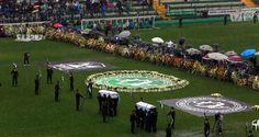 Cerimônia fúnebre marca o último adeus às vítimas do acidente com voo da Chapecoense | Portal Timbó Net