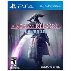 Final Fantasy Xiv:Realm Reborn (Online Only)