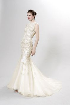 Bridal 2012 - Peter Langner Collections - StyleMePretty LookBook