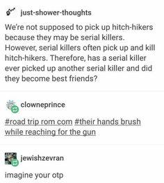 Serial killer road trip