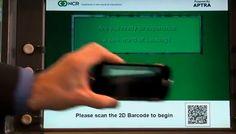 Aplicación de celular y código QR permiten sacar dinero sin tarjeta en cajero