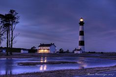 Bodie Island Lighthouse by s_h_a_w_n_g_13