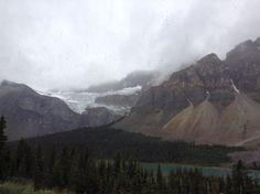 Glaciar Pata de Cuervo
