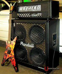 Randall «Warhead»