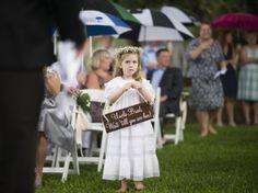 Flower girl. www.Lydianobleevents.com Alabama wedding planner