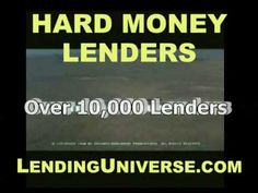 http://www.lendinguniverse.com  Compare hard money lenders in California  for all types of real estate loans and all of your lending needs in California Florida and all other states. Connect with http://www.mortgagecalculator-loan.com  for residential commercial and land loans also Mobile Home, Construction Loan, Notary, Refinancing and best int...
