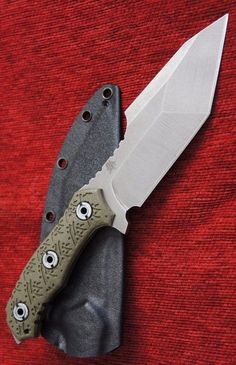 Cool Knives, Knives And Tools, Knives And Swords, Cold Steel, Tactical Knives, Custom Knives, Survival Knife, Knife Making, Blacksmithing