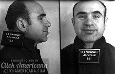 'Scarface' Al Capone released from Alcatraz (1939)