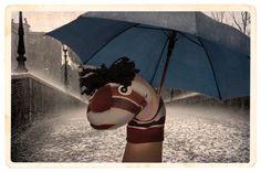 ....o lunghe giornate di pioggia...  ...or long rainy days...