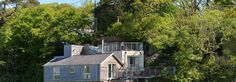 Perched alongside the iconic Menai Bridge, picturesque Manadwyn is instantly recognisable & has to be one of the most iconic houses on Anglesey (Sleeps 8+2)