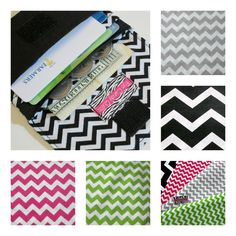 Cute Chevron Wallets for Women Your Color Choice by EyeCandyQuilts, $13.00