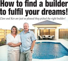 How to find a builder to fulfil your home building dreams