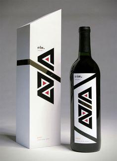 packaging design bouteille vin