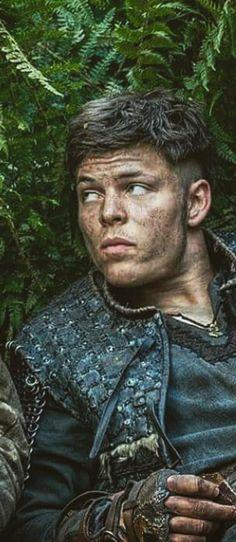 Alex Hoegh Andersen #IvartheBoneless #Vikings