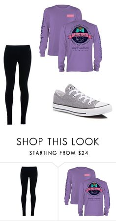 """Super comfy"" by k-dotson23937 on Polyvore featuring NIKE and Converse"