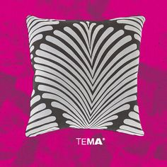 It's a fresh new year. Why not get a fresh new look by simply adding some fun new pillows to your décor? Throw this little black and white number onto your sofa or accent chair and change up your whole room. #ThrowPillowThursday #TPT