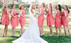 Brautjungfernkleider - miss solution Hochzeitsinspirationen