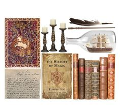 """""""Hogwarts Subjects #8 History of Magic"""" by leah1992 ❤ liked on Polyvore featuring art, harrypotter, hogwarts, magic and historyofmagic"""