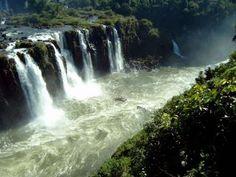 Wodospad Iguazu - Brazylia