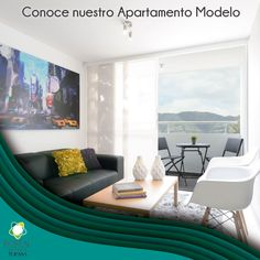 Ven y recorre nuestro #apartamentomodeloenlaestrella y siente la #tranquilidaddehogar que te ofrece #borealtukana