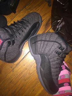 Wool Custom 12s @andreatravis for more