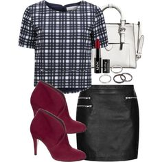 """""""Lydia Inspired Modeling Interview Outfit"""" by veterization on Polyvore"""