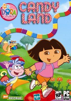 Dora the Explorer: Candyland « Game Searches