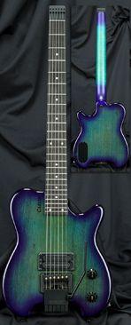 HH1X Allan Holdsworth Signature Headless Guitar w/ XSTrem Serial Number 125214