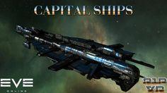 "EVE Online - Personal Log: SHIP ""SKINs"" SYSTEM - CAPITAL"